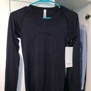 LULULEMON SWIFTLY TECH LONG SLEEVE -NEW WITH TAGS